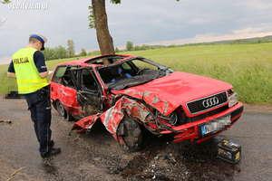 4 osoby zginęły, 23 zostały ranne. Policja podsumowuje długi weekend