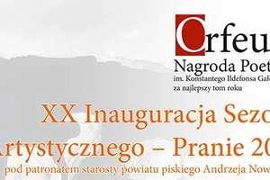 XX Inauguracja Sezonu Artystycznego w Leśniczówce Pranie