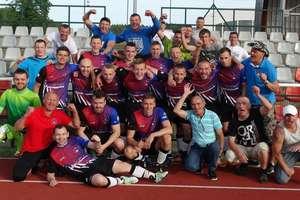 Piłkarze Płomienia Turznica wywalczyli awans do klasy okręgowej