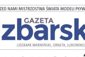 Nowa okładka Gazety Lidzbarskiej