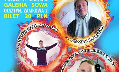 Stand-Up Inferno w Sowie: na scenie Piotr Szumowski i Tomek Kołecki!