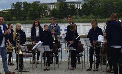 Dwie młodzieżowe orkiestry zagrają koncert w Porcie Śródlądowym