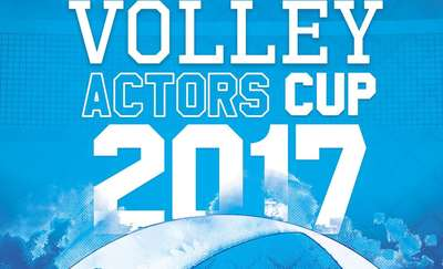 Volley Actors Cup 2017: znani aktorzy i aktorki zaprezentują swoje umiejętności siatkarskie