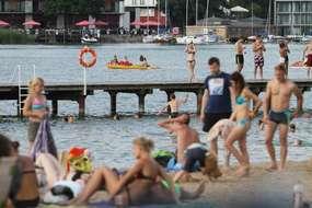 Kąpieliska w Olsztynie jeszcze nieczynne. Przynajmniej oficjalnie