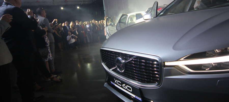 Nowości motoryzacyjne: premiera nowego Volvo XC60