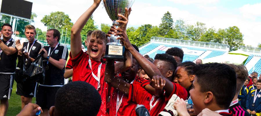 Tytułu mistrzowskiego Ostróda Cup będą bronili piłkarze West Bromwich Albion