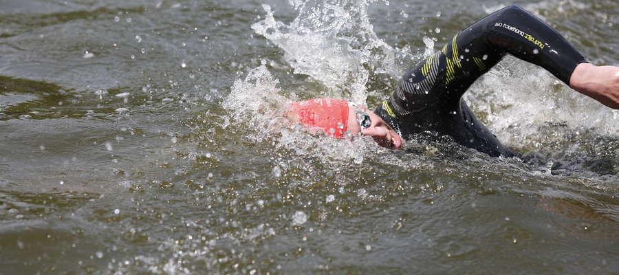 Triathlon w Elblągu