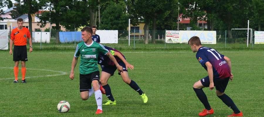 Pomowiec Agrimasz Gronowo Elbląskie zdobył awans do IV ligi w tym roku