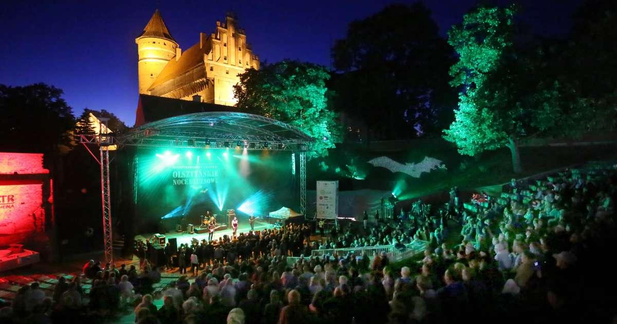 Noce Bluesowe  Olsztyn-Olsztyńskie Noce Bluesowe kolejny raz w amfiteatrze. - full image