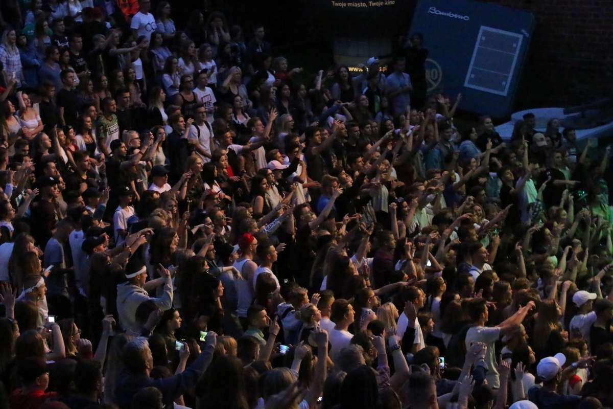 Rap opanował Olsztyn. 3 dni festiwalu za nami [zdjęcia] - full image
