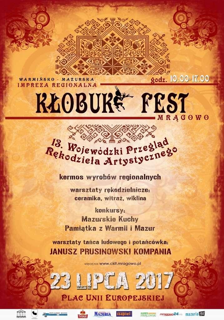 KŁOBUKI Fest w Mrągowie  - full image