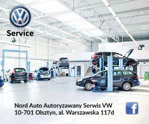 Partnerem akcji jest Nord Auto Olsztyn