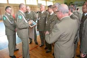 Nowy komendant oddziału Straży Granicznej przyjechał z Podkarpacia