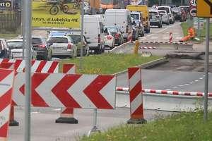 Uwaga kierowcy! Kolejne zmiany na ul. Towarowej w Olsztynie