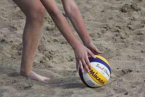 Charytatywny turniej siatkówki plażowej — zagrają dla Filipka