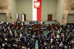Awantura w Sejmie o zmiany w ustawie o Sądzie Najwyższym