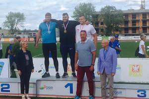 Konrad Bukowiecki zdominował mistrzostwa w Suwałkach