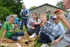Festynowo w Szkole Podstawowej w Cichym