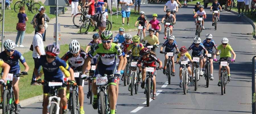 Maraton rowerowy  Olsztyn - Maraton rowerowy