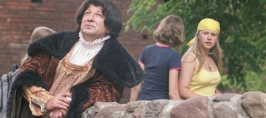 Mikołaj Kopernik na olsztyńskim zamku