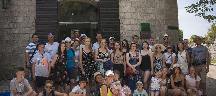 Perła Warmii w Czarnogórze