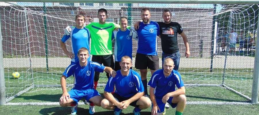 Zwycięzcy charytatywnego turnieju piłkarskiego