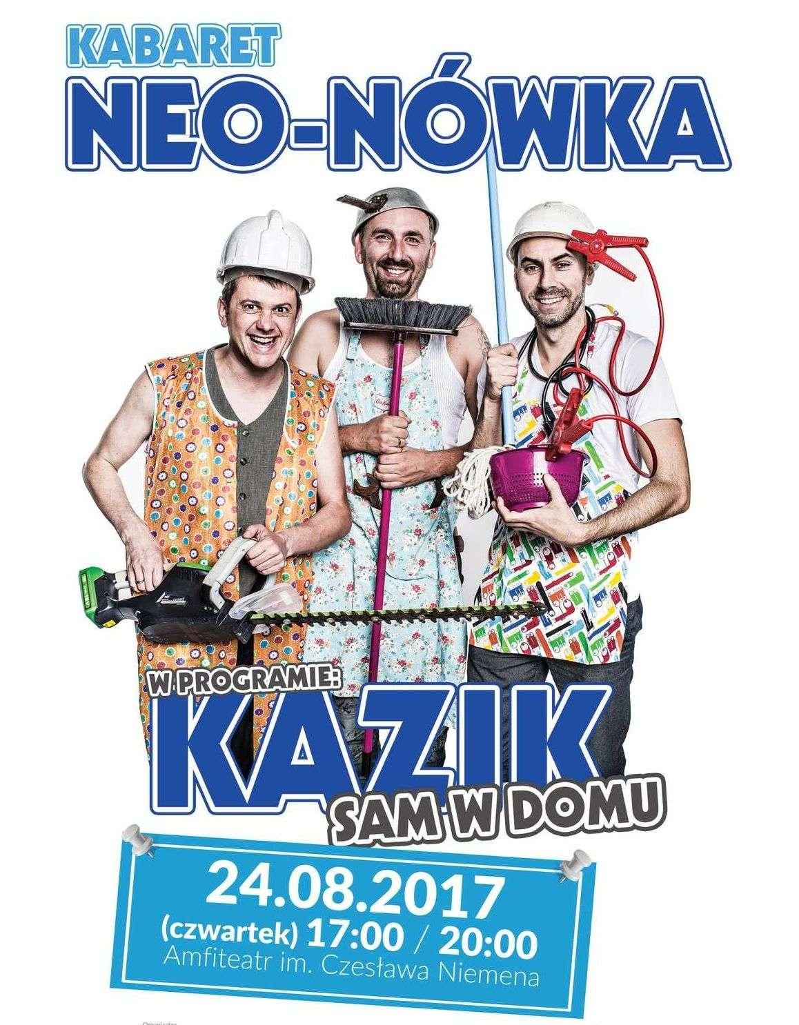 Dwa występy Kabaretu Neo-Nówka - full image