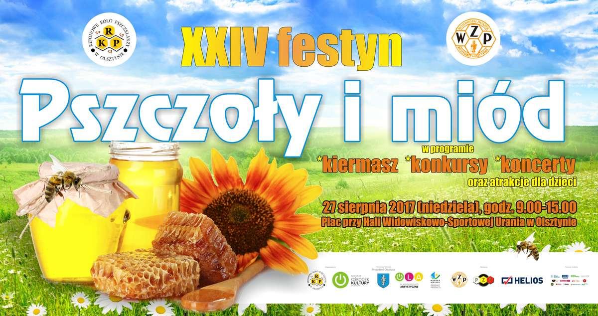 """XXIV Festyn """"Pszczoły i miód"""" - full image"""