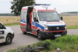 Dwie rowerzystki potrącone przez auta trafiły do szpitala [zdjęcia]