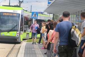 Upał i brak klimatyzacji doskwiera pasażerom komunikacji miejskiej w Olsztynie