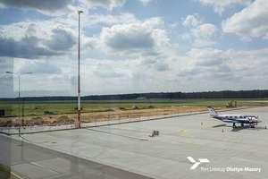 Lotnisko w Szymanach się rozbudowuje