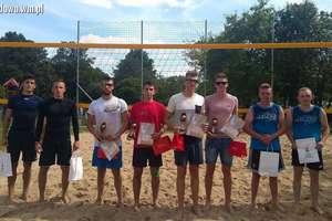 Mistrzostwa Działdowa w siatkówce plażowej