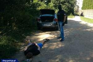 Narkotyki z Holandii trafiały na Mazury. Zatrzymani na gorącym uczynku