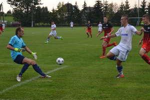 Piłkarski weekend: pierwsze gole Sokoła, drugie zwycięstwo Tęczy [zdjęcia]