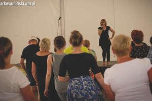 II Otwarte warsztaty tańca z Krystyną Grabińską