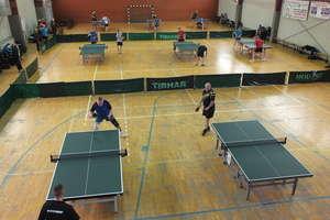 Zmiana terminu najbliższego turnieju Grand Prix Górowa Iławeckiego w tenisie stołowym