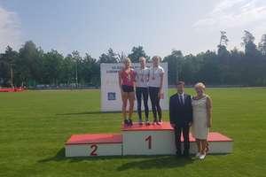 Kolejne medale węgorzewskich lekkoatletów