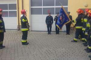 Nowy członek strażackiej rodziny