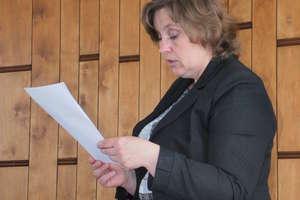 Trzy pytania do Izabeli Dereckiej radnej gminy Rozogi