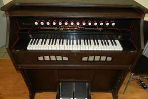 Zabytkowy instrument w muzealnej kolekcji