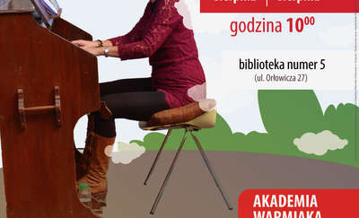 Warsztaty muzyczne z Anią Brodą