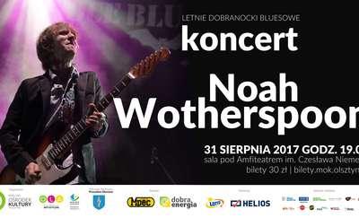 Noah Wotherspoon wraca do Olsztyna
