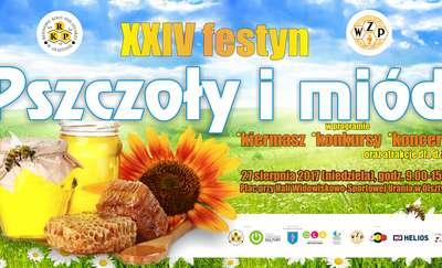 """XXIV Festyn """"Pszczoły i miód"""""""