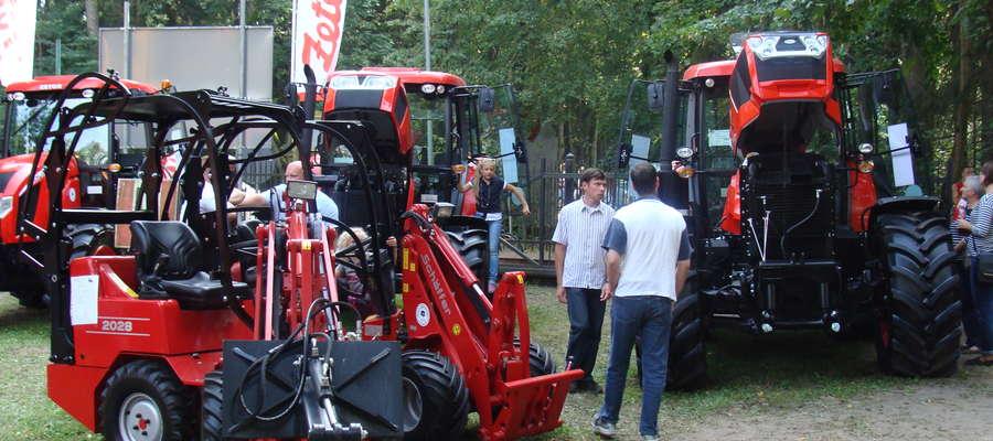 Podczas targów będzie można zapoznać się z ofertą przygotowaną przez producentów maszyn i urządzeń rolniczych, kupić dobre jedzenie, sadzonki do ogrodu