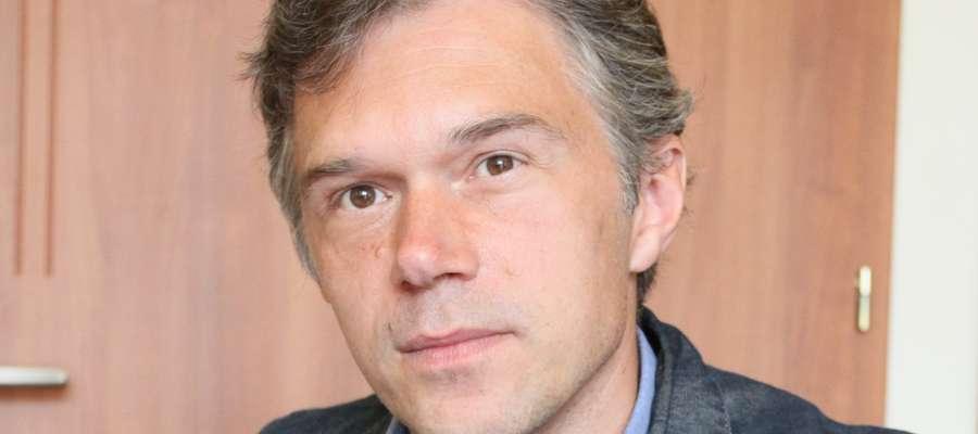 Mariusz Rutkowski, prof UWM, polonista