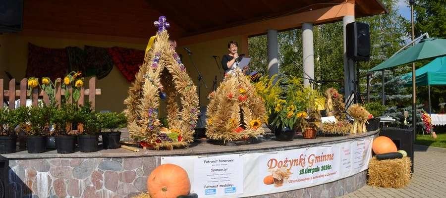 W tym roku mieszkańcy gminy Augustów będą dziękować za plony 27 sierpnia w Żarnowie Drugim