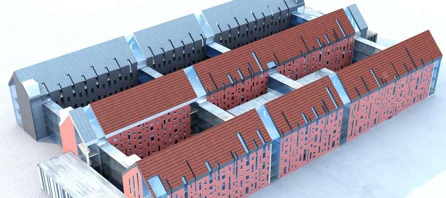 Nowy szpital miałby 24 tysiące metrów kwadratowych kosztowałby  ok.350 mln