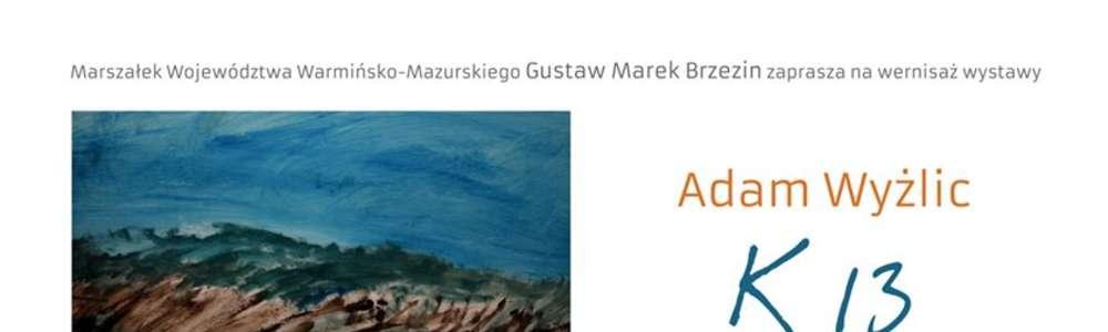 Prace Adama Wyżlica w Galerii Marszałkowskiej