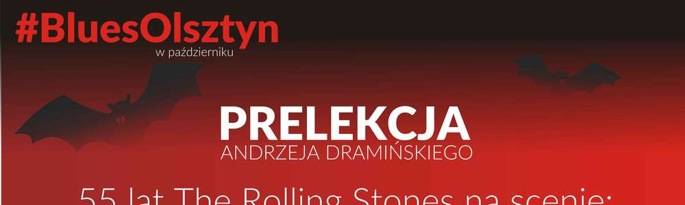 Andrzej Dramiński opowie o The Rolling Stones
