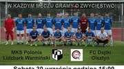 Polonia Lidzbark — FC Dajtki Olsztyn